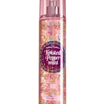 Fine Fragrance Mist Twisted Peppermint