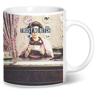 Trust No Bitch Umbridge Coffee Mug