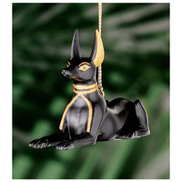 Park Avenue Collection Anubis Ornament