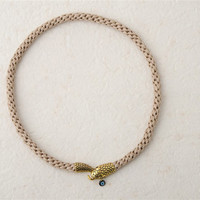 Snake Your Way Out Necklace