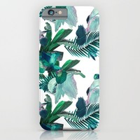 Midnight Iris iPhone & iPod Case by _KEI