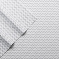 The Big One Chevron Percale Sheet Set - XL Twin|The Big One Percale Sheet Set - XL Twin