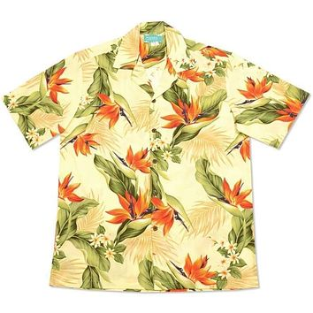 sienna hawaiian cotton shirt