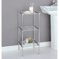Organize It All Metro 3-Tier Shelf (16983)