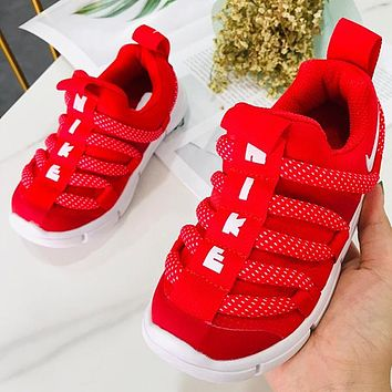 Nike Novice Boot (TD) Girls Boys Children Baby Toddler Kids Child Durable Breathable Sneakers Sport Shoes