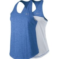 Nike Women's Reversible Knit Tennis Tank Top