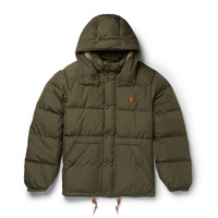 Polo Ralph Lauren - Hooded Down-Quilted Shell Coat | MR PORTER
