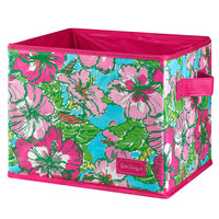 Lilly Pulitzer - Organizational Bin, Big Flirt