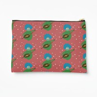 'Musician from another World' Studio Pouch by Manitarka