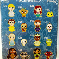 Funko Mystery Mini Disney Princess Hot Topic Exclusive - 1 Blind Box Mystery Action Figure