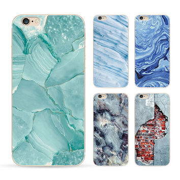 Marble Image iPhone 6 Phone Case