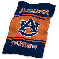 Auburn Tigers NCAA UltraSoft Blanket
