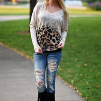 Leopard Obsession Top