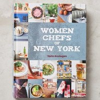 Women Chefs Of New York by Anthropologie in Grey Size: One Size Books