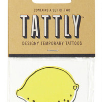 Tangy Lemon Tattoo - Multi