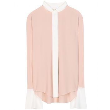chloé - silk shirt