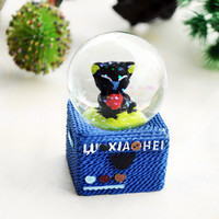 Lovely Lights Home Decor Decoration Baby Crystal Ball [6281698054]