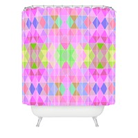 Lisa Argyropoulos Carnival 1 Shower Curtain