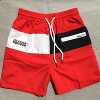 Men Beach Pants Quick Dry Casual Shorts [11405166671]