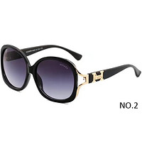 Hermes 2018 new tide brand fashion men and women stylish sunglasses F-ANMYJ-BCYJ NO.2