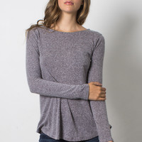 Jac Parker Sam Pocket Top