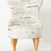 Archibald Chair, Life Is - Anthropologie.com