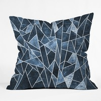 Elisabeth Fredriksson Shattered Sky Throw Pillow