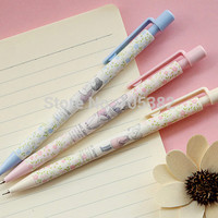 Online Shop 1pc Kawaii girl printed Mechanical Pencils 0.5mm lead Office supply Good quality pencil (ss-a535)   Aliexpress Mobile