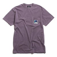 Northern Lights Pocket T-Shirt Clay