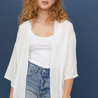 Crinkled Kimono - from H&M