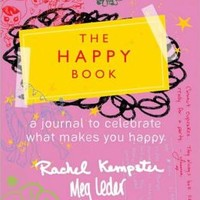 The Happy Book: A Journal to Celebrate What Makes You Happy