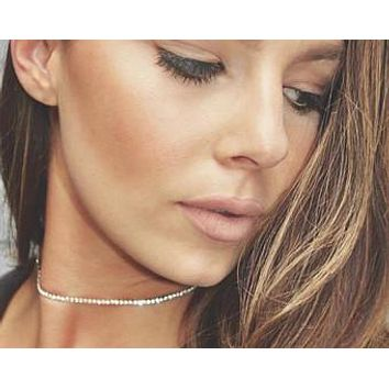 Diamond Luxe Choker