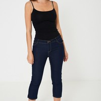 Crop Jeans in
