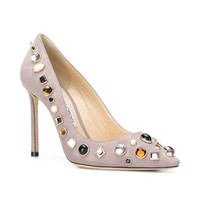 Jimmy Choo Romy 100 Pumps - Farfetch