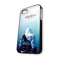 Assassin's Walking To Kill iPhone 4/4S Case