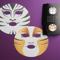 Cats Face Pack