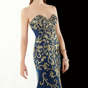 Alyce Claudine Collection 2393 Dress