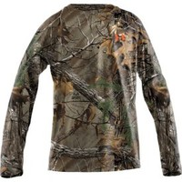 Under Armour Youth Heatgear Evo Camo Long Sleeve T-Shirt - Dick's Sporting Goods