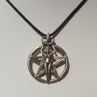 New Beginnings Amulet Pendant Necklace Wicca girls guys unisex