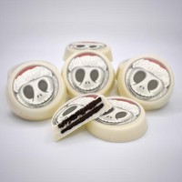 Nightmare Before Christmas Chocolate Covered Oreos Cookies