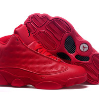 Men's Nike Air Jordan 13 Retro Red