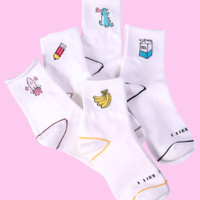 Kawaii Design Socks