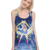Sailor Moon Usagi Sublimation Girls Tank Top