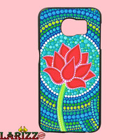 "lotus family of tree for iphone 4/4s/5/5s/5c/6/6+, Samsung S3/S4/S5/S6, iPad 2/3/4/Air/Mini, iPod 4/5, Samsung Note 3/4 Case ""002"""
