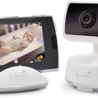 Summer Infant Baby Touch Boost Color Video Monitor