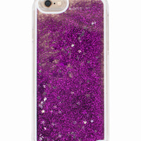 Glitter Gaze iPhone case