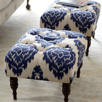 Benches & Ottomans - Furniture - Exclusively Ours - New - Horchow