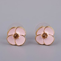 Accessory Floral Earring Jewelry [6573075335]