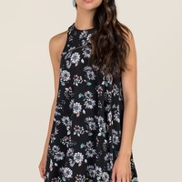 Ramsey Floral Shift Dress