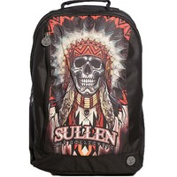 """Studio """"Hays Chief"""" Backpack by Sullen Clothing (Black)"""